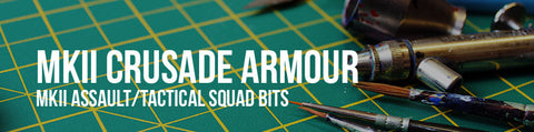 MKII Assault/Tactical Squad Bits