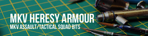 MKV Assault/Tactical Squad Bits