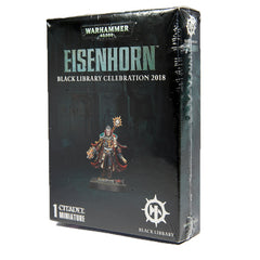Warhammer 40k Black Library Celebration 2018 Exclusive Eisenhorn