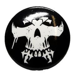 Warhammer 40k Games Workshop Black Necromunda Forgeworld Pin Badge