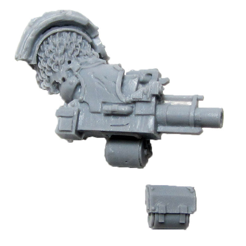 Warhammer 40k Forgeworld Grave Wardens Alchemical Projector A Bits Death Guard
