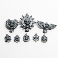 Warhammer 40K Space Marine Terminator Accessories A
