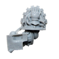 Warhammer 40K Space Marine Forgeworld Iron Hands Medusan Immortals Arm L B
