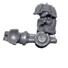 Warhammer 40K Forgeworld Mechanicum Secutarii Hoplites Shield Arm Left A
