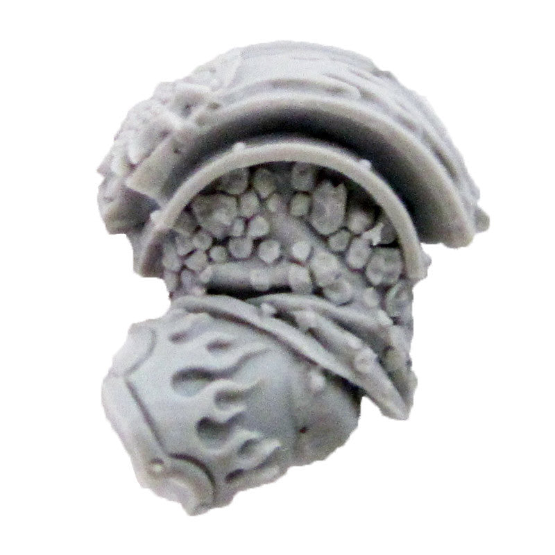 Warhammer 40K Forgeworld Space Marines Salamanders Fire Drake Arm Left E
