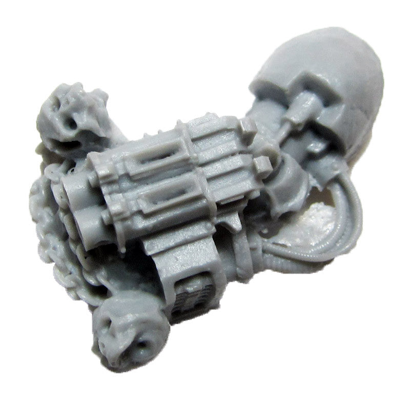 Warhammer 40K Forgeworld World Eaters Khorne Lord Zhufor Power Fist Combi Bolter