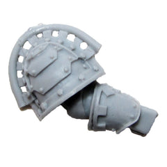 Warhammer 40K Space Marine Forgeworld Iron Hands Medusan Immortals Arm R B