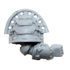 Warhammer 40K Space Marine Forgeworld Iron Hands Medusan Immortals Arm R C