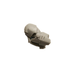 Warhammer 40K Forgeworld Space Marines White Scars Ebon Keshig Arm Right B