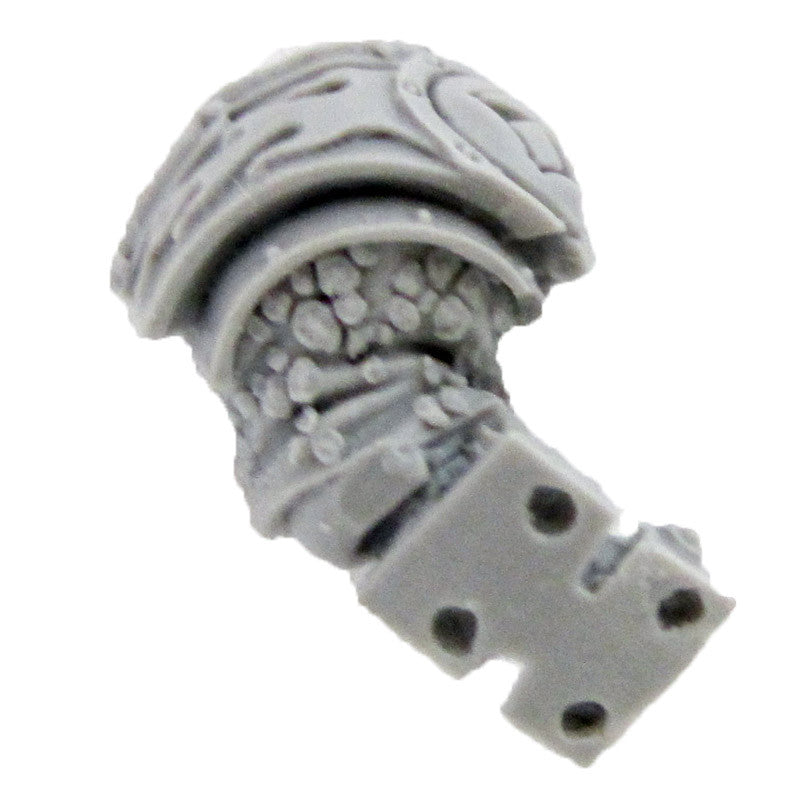 Warhammer 40K Forgeworld Space Marines Salamanders Fire Drake Arm Right D