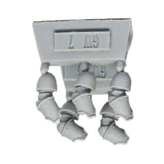 Warhammer 40K Marines Forgeworld Space Wolves Grey Slayers Upgrade Arms Right Only