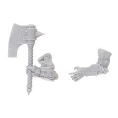 Necromunda Goliath Weapons Set 1 Axe