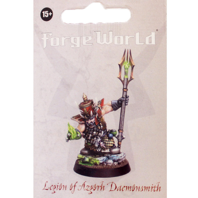 Warhammer World Exclusive Forgeworld Chaos Dwarf Legion of Azgorh Daemonsmith