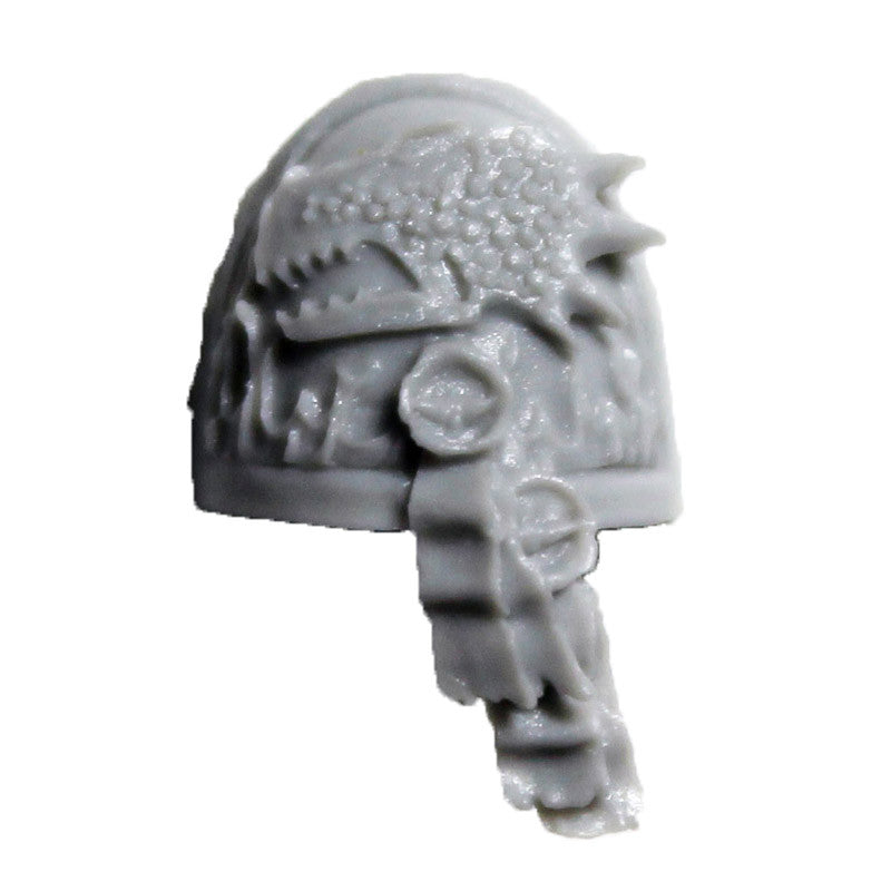 Warhammer 40K Forgeworld Salamanders Shoulder Pad Upgrade B