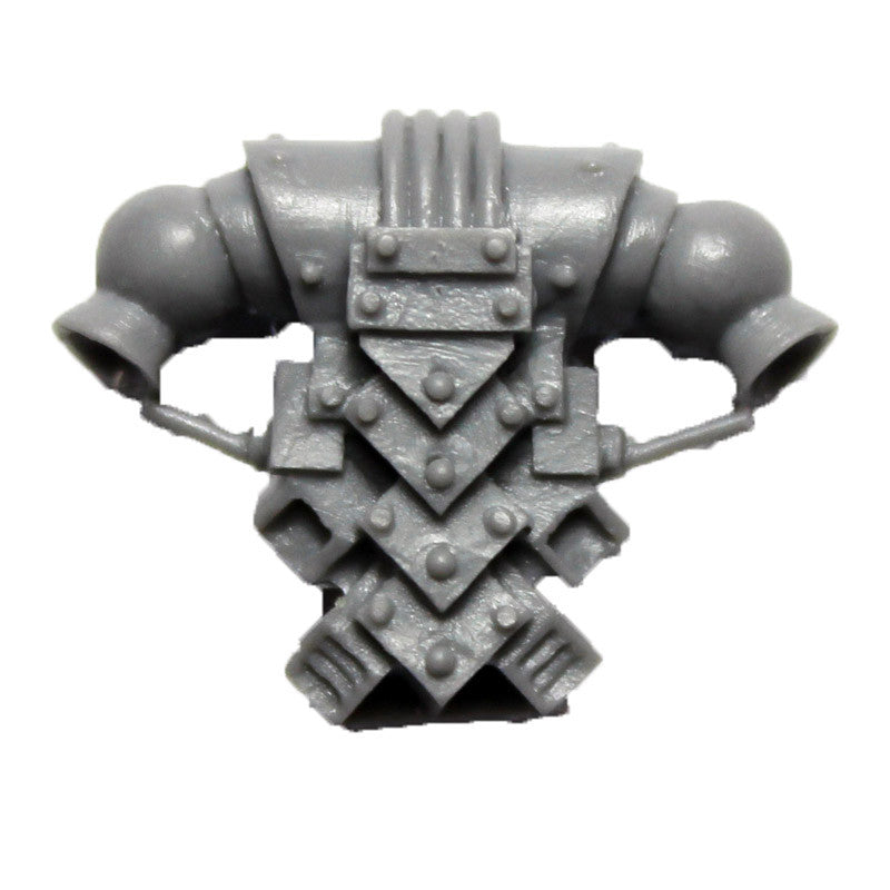 Warhammer 40K Space Marines Forgeworld MKVI Corvus Armour Tactical Back Pack