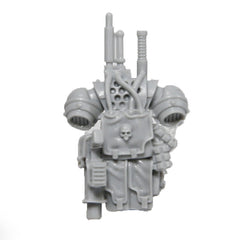 Warhammer 40K Space Marines Forgeworld Legion Vigilator Back Pack