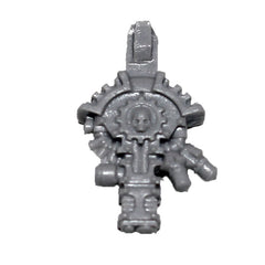 Warhammer 40K Forgeworld Mechanicum Secutarii Peltasts Back Pack B
