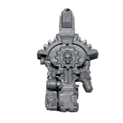 Warhammer 40K Forgeworld Mechanicum Secutarii Peltasts Back Pack C