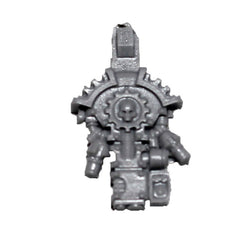 Warhammer 40K Forgeworld Mechanicum Secutarii Peltasts Back Pack E