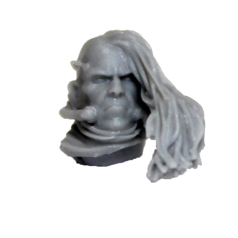 Warhammer 40K Forgeworld Emperors Children Lord Eidolon Head Bare