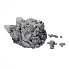 Warhammer 40K Forgeworld Emperors Children Fulgrim Display Base