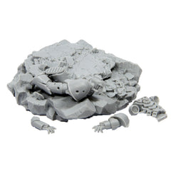 Warhammer 40K Forgeworld Space Marines Alpha Legion Alpharius Base