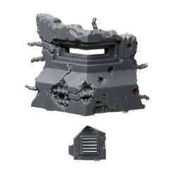 Warhammer 40k Games Workshop Space Marine Raven Guard Kayvaan Shrike Base