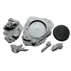 Warhammer 40K Forgeworld Space Marines Knights Errant Garro Display Base