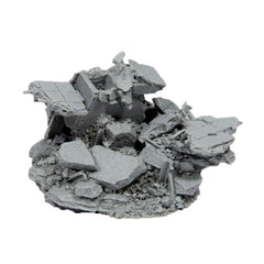 Warhammer 40k Forgeworld Space Marine Raven Guard Corvus Corax Base