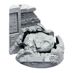 Warhammer 40K Forgeworld Thousand Sons Magistus Amon Base