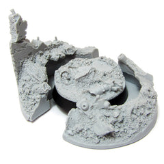 Warhammer 40K Forgeworld Space Marines Alpha Legion Armillus Dynat Base
