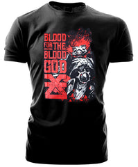 Warhammer 40k Forgeworld Event Only T shirt Khorne Blood For The Blood God