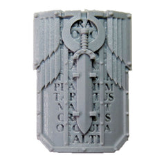 Warhammer 40K Forgeworld Ultramarines Invictarus Suzerain Boarding Shield C