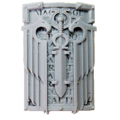 Warhammer 40K Forgeworld Ultramarines Invictarus Suzerain Boarding Shield D