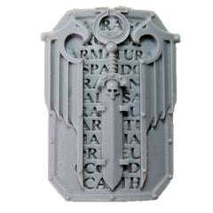 Warhammer 40K Forgeworld Ultramarines Invictarus Suzerain Boarding Shield E