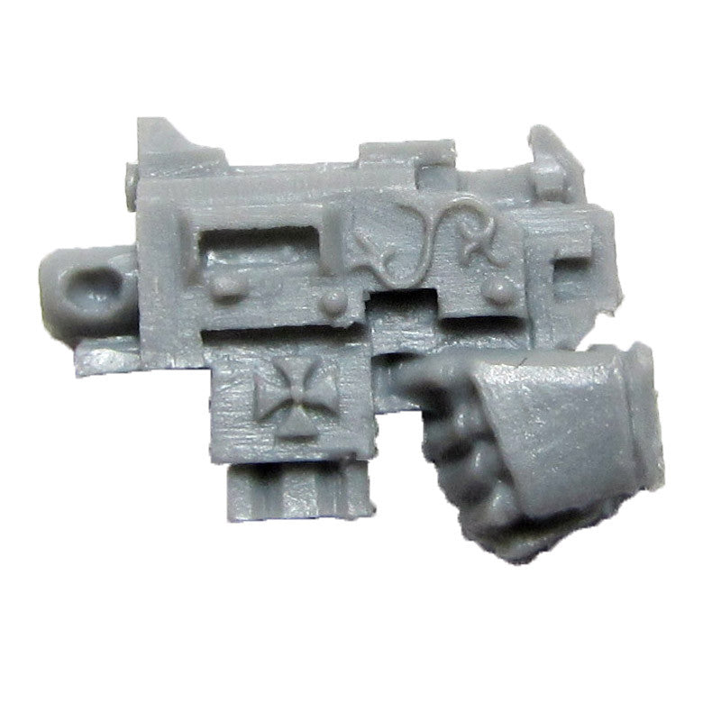 Warhammer 40K Forgeworld Imperial Fists Command Squad Bolt Pistol Ornate