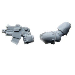 Warhammer 40K Space Marines Forgeworld Legion MKIII Command Bolt Pistol Bits