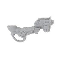 Necromunda Goliath Weapons Set 1 Bolt Pistol