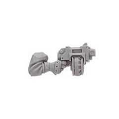 Necromunda Orlock Weapons Set 2 Bolt Pistol A