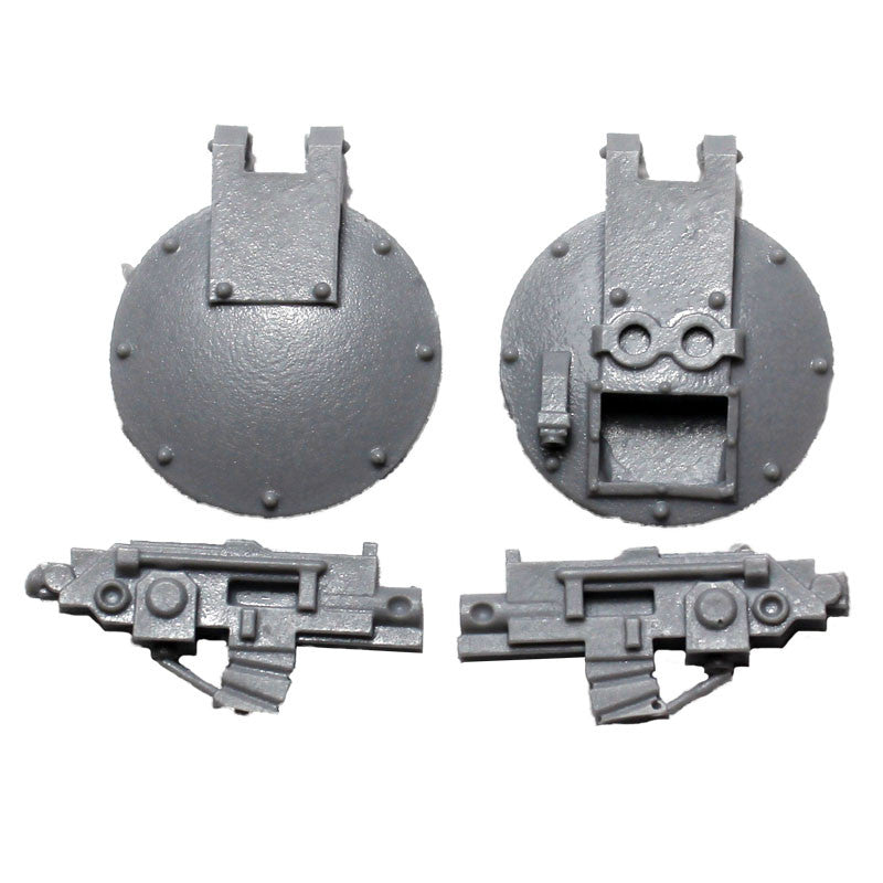 Warhammer 40K Space Marines Forgeworld Twin Linked Bolter Cupola Bits
