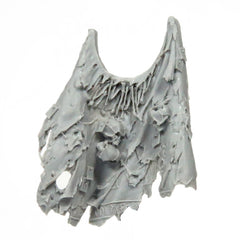 Warhammer 40K Forgeworld Space Marines Night Lords Konrad Curze Cape Cloak