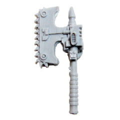 Warhammer 40K Forgeworld Chaos Space Marines Chain Axe A Bits