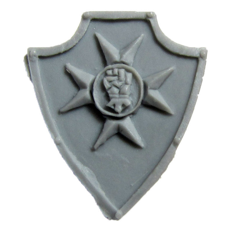 Warhammer 40K Forgeworld Imperial Fists Templar Brethren Combat Shield Right