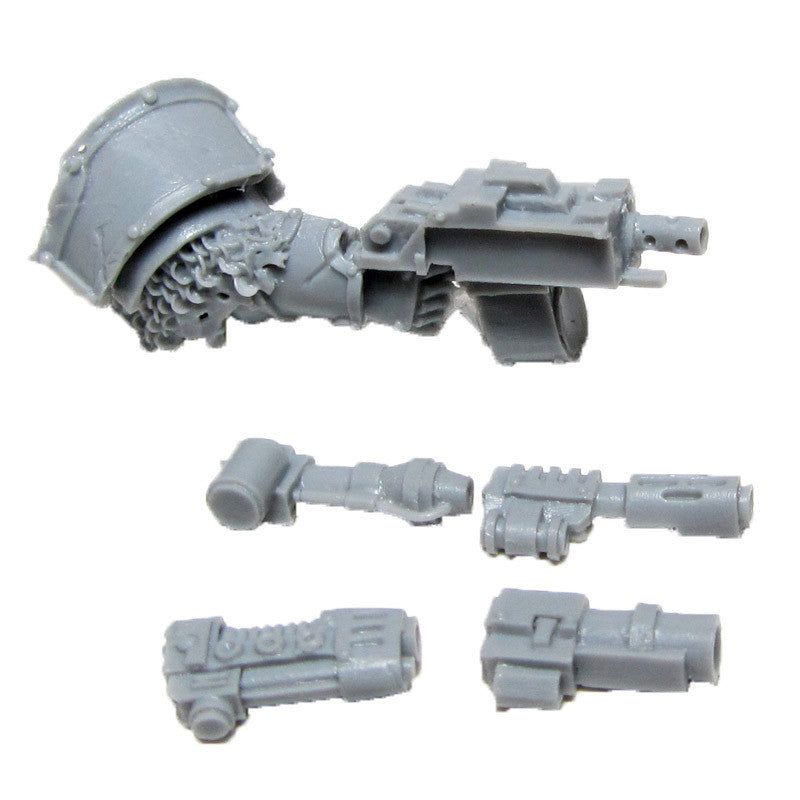 Warhammer 40k Forgeworld Grave Wardens Combi Bolter Bits Death Guard
