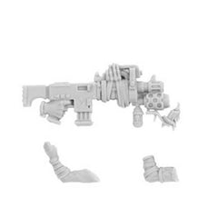 Necromunda Cawdor Weapons Set 2 Combi Autogun Flamer