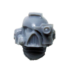 Warhammer 40K Space Marines Forgeworld Legion Boarding Marine Head B Heresy Bits