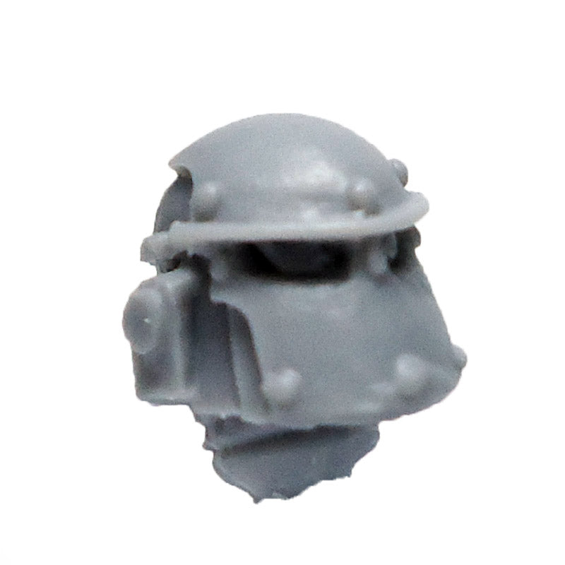 Warhammer 40K Space Marines Forgeworld Legion MKIII Iron Armour Breacher Head