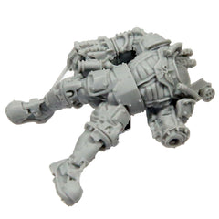 Warhammer 40K Forgeworld Space Marines Night Lords Konrad Curze Dead Torso A