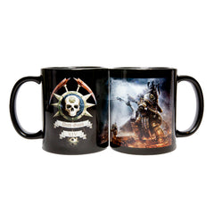 Warhammer 40k Forgeworld Horus Heresy Death Guard Mug Event Only