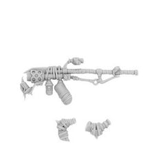Necromunda Cawdor Weapons Set 1 Flamer